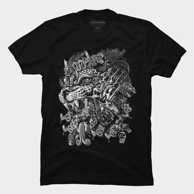 Jaguar Warrior T-Shirt