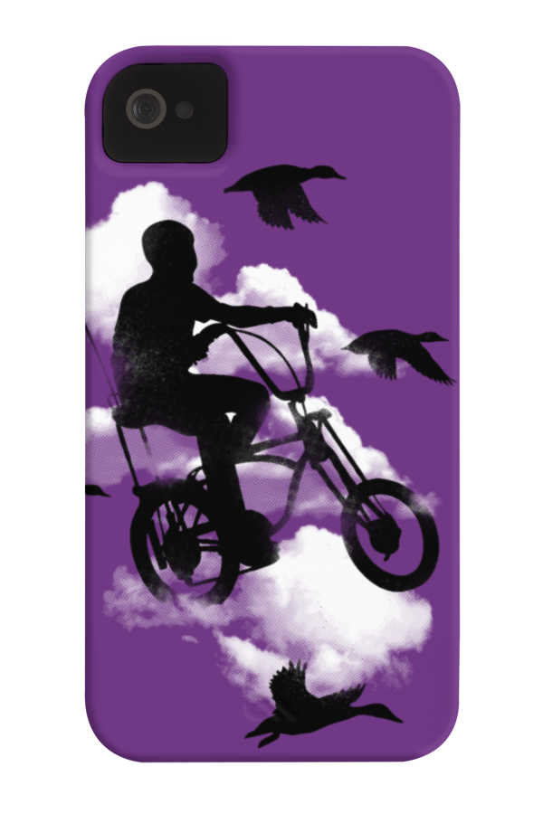 A Walk in the Clouds Barely There Phone Case 18731