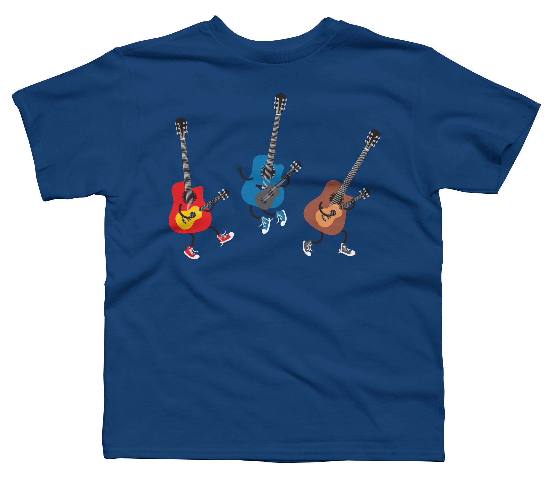 Dancing guitars Boys T Shirt