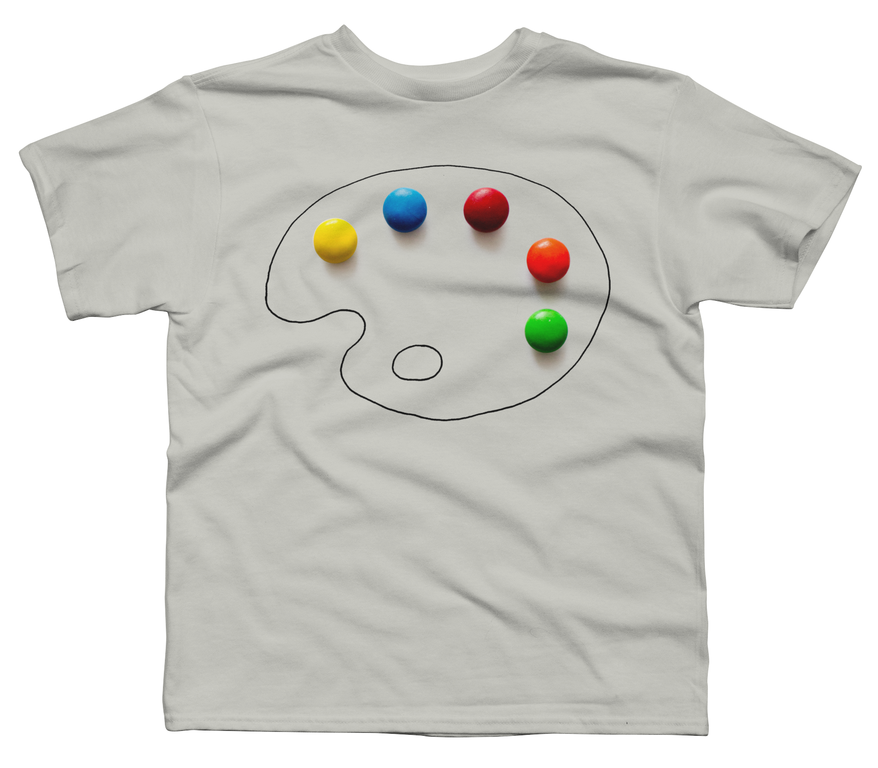 Artists chocolate Boys T Shirt
